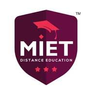 MIET Distance Education Center