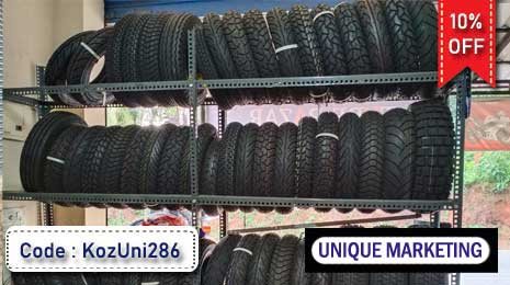 Flat 10% Discount on Two Wheeler Tyres