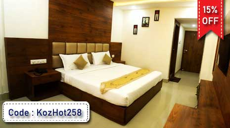 15% Discount on Room Booking