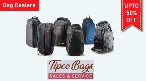 Tipco Bags, SM Street
