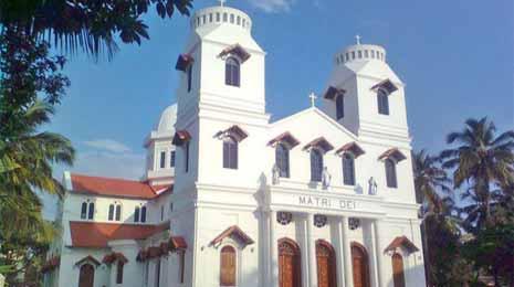 Matri dei cathedral