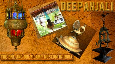Deepanjali - The One and Only Lamp Museum in India